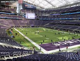 Us Bank Stadium Section 101 Seat Views Seatgeek In Us Bank