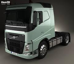 2018 volvo tractor trailer. modren tractor volvo tractor trailer fh 420 sleeper cab truck 2 axle 2012 3d  model hum3d   intended 2018