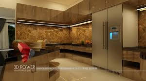 Modular Kitchen Interiors 40D Interior Designs 40D Power Magnificent Kitchen Interior Designing