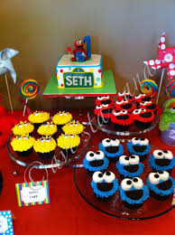 Tips Interesting Party Accessories By Sesame Street Party Ideas