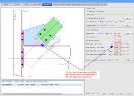 Hss Beam Design Example Aisc Steel Connection Design Software Cisc S16 Steel