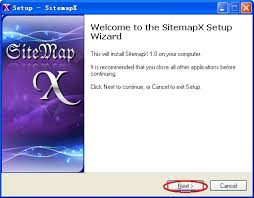 3 in setup wizard select the setup age and on ok and in the setup window on next to start the installation
