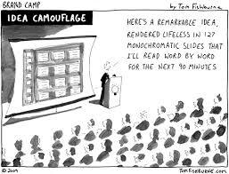 Cartoon Powerpoint Presentation