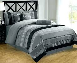 silver comforter queen black and silver comforter sets queen architecture black and silver comforter sets best