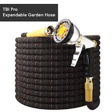 expandable garden hose reviews length