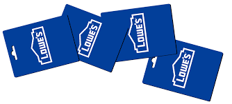 lowes gift card png freeuse stock