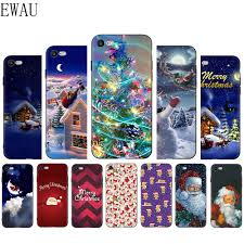 2020 <b>New Year Christmas Silicone</b> phone case for iphone 5 5s SE ...