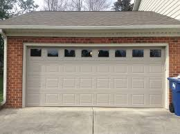 entry level garage doors