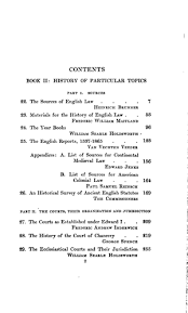 select essays in anglo american legal history vol online 1433 02 toc