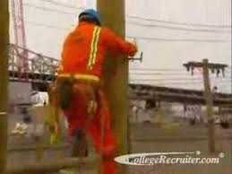 electrical power line installers and repairers electrical power line installers and repairers youtube