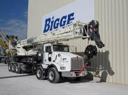 2018 Terex Crossover 8000 Truck Crane For Sale Bigge Crane