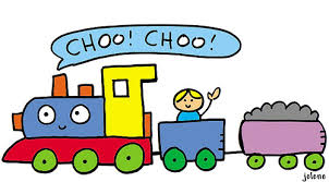 Image result for cho choo train images