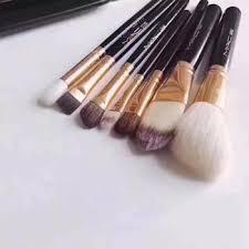 mac 9 makeup set brush