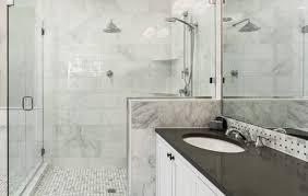 shower door glasetal framing