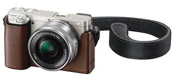 sony a6000. the sony a6000 will be available in april either black or silver for about us m