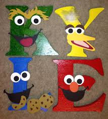 Sesame Street Bedroom Decorations 17 Best Images About Alistairs Room On Pinterest Signs Nursery