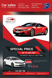 Car For Sale Flyer Templates 3 Budget Spreadsheet