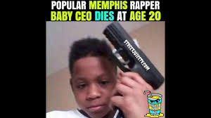 Baby Ceo Dies At Age 20 - YouTube