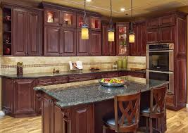 wood kitchen cabinets home depot photo 9