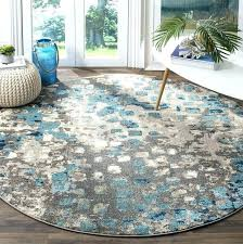 gray and blue area rug home interior rugs