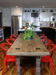 eat in kitchen furniture. Design Ideas For Eat In Kitchens DIY Red Kitchen Table Eat In Furniture
