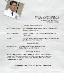 Ira Glicksberg's Resume | The Office | #TheOffice
