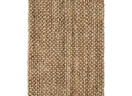 classic home handspun jute knobby loop natural braided rug