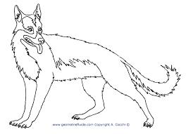 Più Ricercato Immagini Dei Cani Da Colorare Disegni Da Colorare