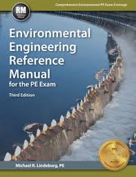 Environmental Engineering Reference Manual | PE Test Exam Book