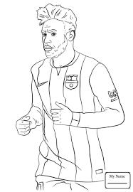 Portfolio Messi Vs Ronaldo Coloring Pages Socc 20591