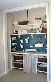 closet office ideas. Photo 1 Of 7 Best 25+ Closet Turned Office Ideas On Pinterest | In A Closet, E