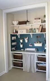 diy closet office. Photo 1 Of 7 Best 25+ Closet Turned Office Ideas On Pinterest | In A Closet, Diy