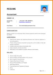 Resume Sample Pdf India Indian Curriculum Vitae Format Pdf Resume
