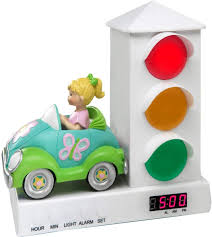 Toddler Clock Green Light The Best Kid Alarm Clock January 2020