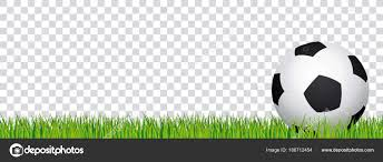 grass transparent background. Soccer Banner Football Stadium Grass Transparent Background Vector Header  \u2014 Stock Grass Transparent Background