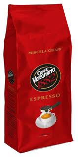 <b>Кофе в зернах</b> Caffe <b>Vergnano</b> 1882 Espresso Bar — купить по ...