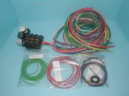 rebel wire wire kits for real rods rebel wire vw bus universal harness 12 volt