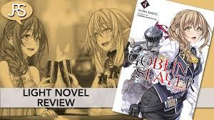 Goblin Slayer Light Novel Volume 4 Read Online Goblin Slayer Volume 4 Light Novel Review
