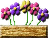 Znalezione obrazy dla zapytania gify rośliny w doniczce