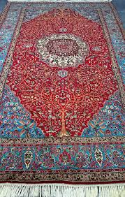 oriental rugs how to read the tree of life design