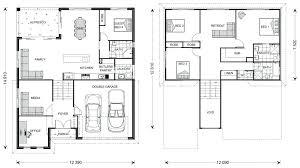 split foyer house plans split level house floor plans open plan modern home designs 4 bedroom detached garage