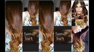 diy preference ombré touch by l oréal paris
