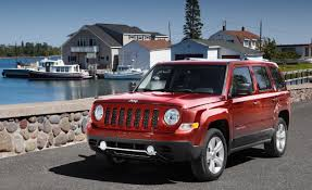Jeep Patriot News: 2011 Jeep Patriot Refresh – Car and Driver
