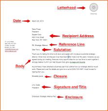 sample business letter business letter sample