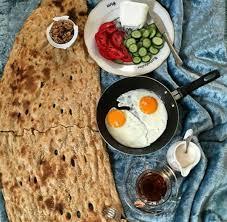 Image result for سفره نان