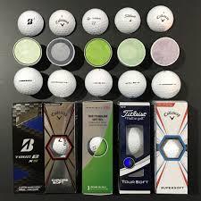Golf Driver Distance Comparison 2018 Chart Ball 2017