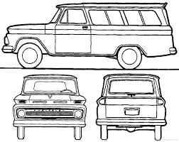 The-Blueprints.com - Blueprints > Cars > Chevrolet > Chevrolet ...