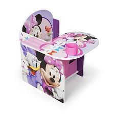 chair desk with storage bin. your choice in character chair desk with storage bin e
