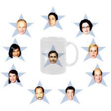 the office star mug. the office star mug gracenotes nyc c