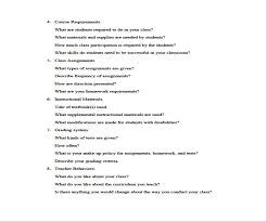 What Is Behavior Analysis Examples This Is A Second Page Of The Environmental Analysis Example 21